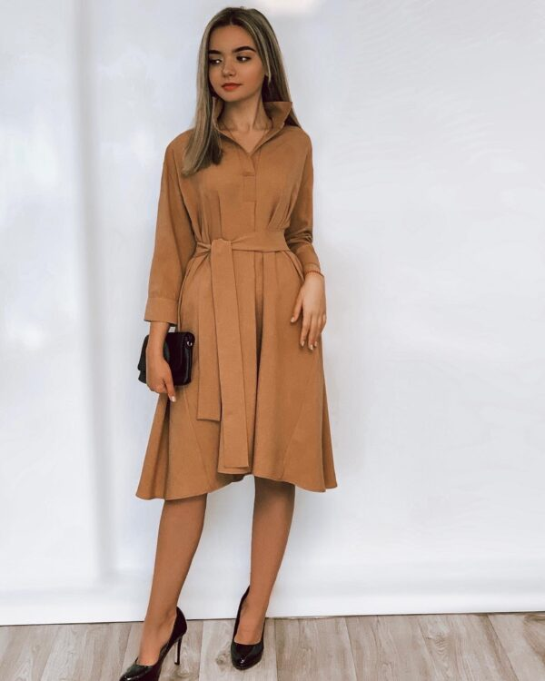 """Suknelė """"City Style"""", sachara"""